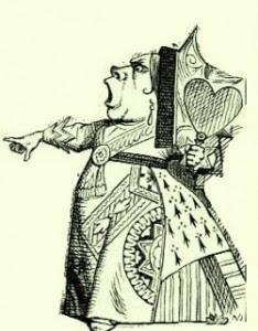 Queen Of Hearts Red Queen Quotes Costumes Alice In Wonderland Quotes
