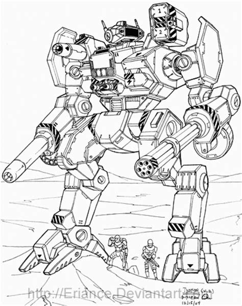 Typhon (Custom 'Mech) | BattleTech Fanon Wiki | FANDOM