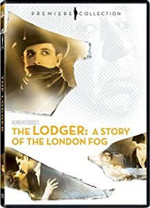 "Cover of ""The Lodger"""