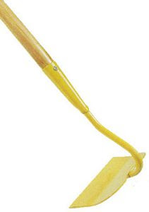 Kids Gardening Tools Yellow Hoe