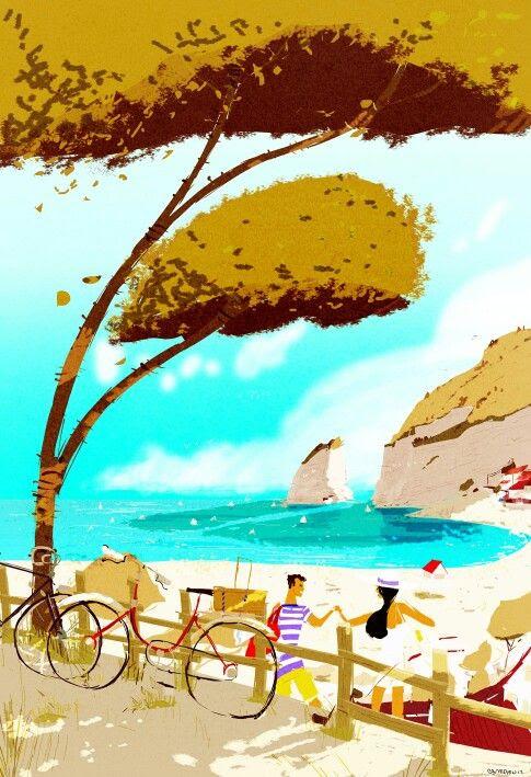 Matthieu Forichon Illustration