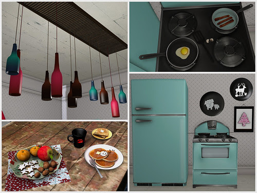 Kitschy Kitch Collage