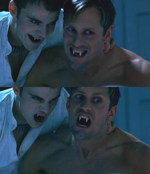 true blood season 4 eric northman. Eric and Godric, True Blood