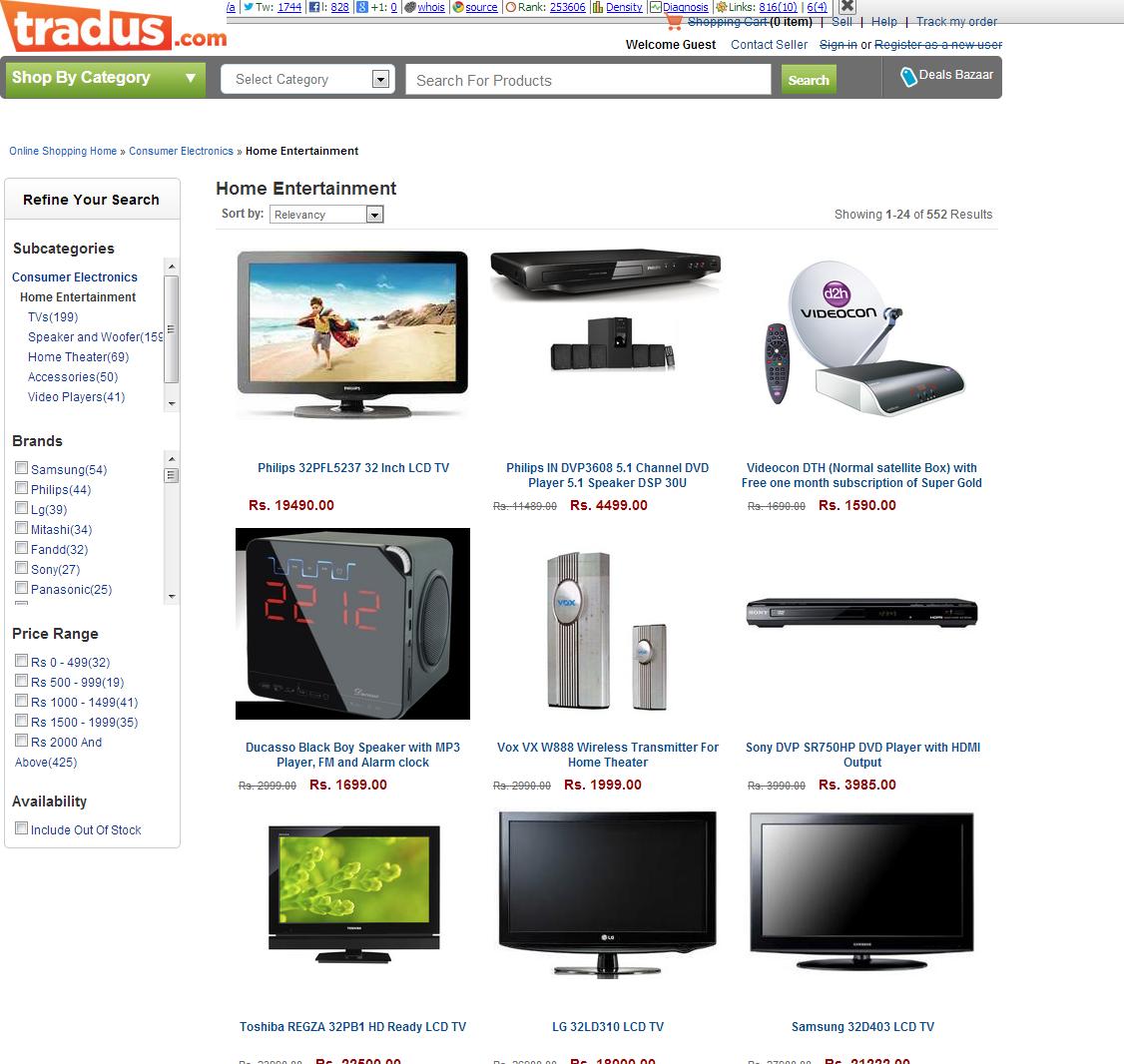 Top 9 Online Gadget Stores in India