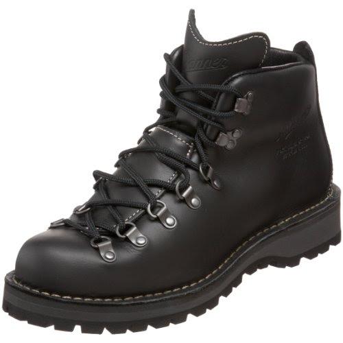 Danner Men's Mountain Light II Black GTX Hiking Boot,Black,8.5 EE US