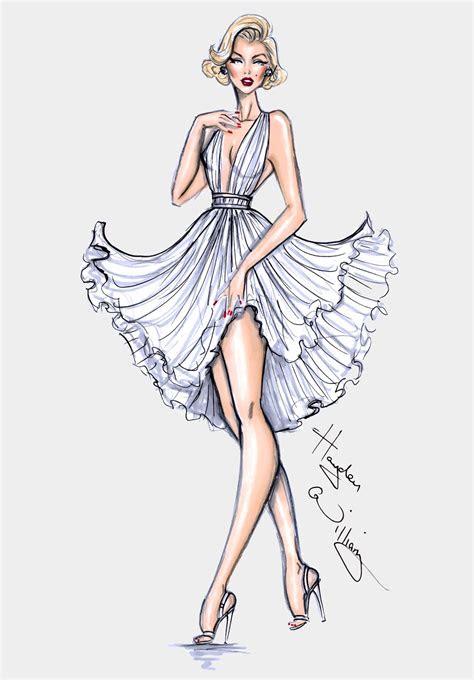 hayden williams fashion illustrations june