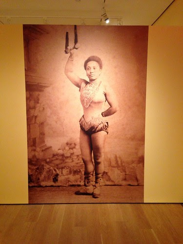 Miss La La (Anna Olga Albertina Brown, b. 1858-?), the amazing acrobat, 19th c. Europe