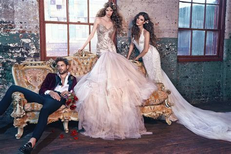 """Timeless 2016 Bridal Collection By Galia Lahav: """"Les Reves"""