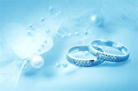 Wedding rings stock photo. Image of gems, white, wallpaper