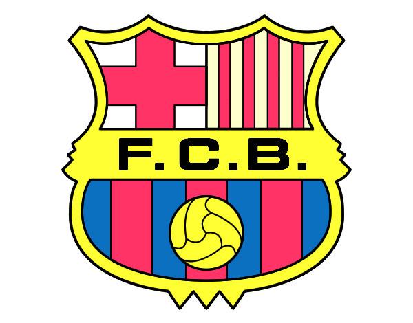 Disegno Barcellona Colorato Da Cannoncino Il 28 Di Febbraio Del 2013