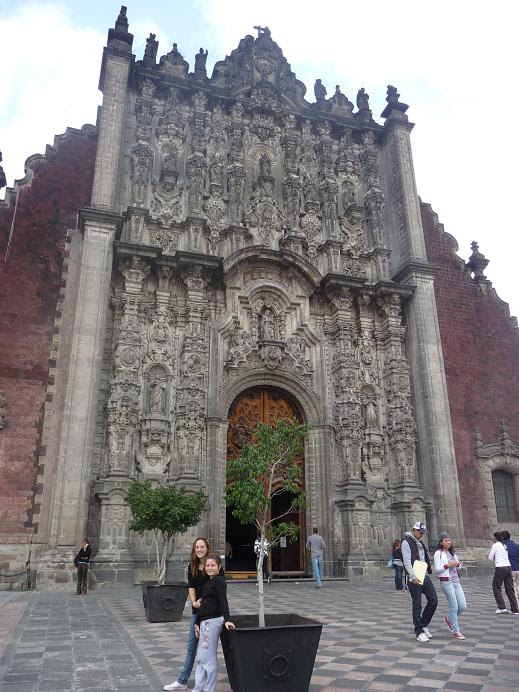 Cathedral-Mexico city