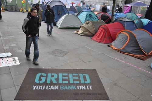 k-Guy @ Occupy LSX