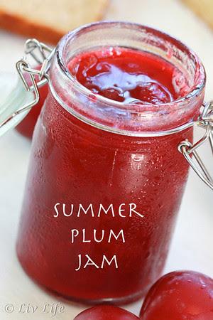 Liv Life Small Batch Plum Jam No Pectin And Lower Sugar