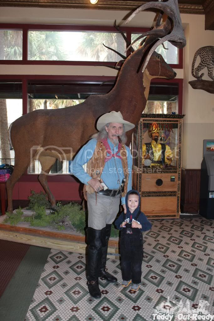 photo Texas Museum of Rangers greeting