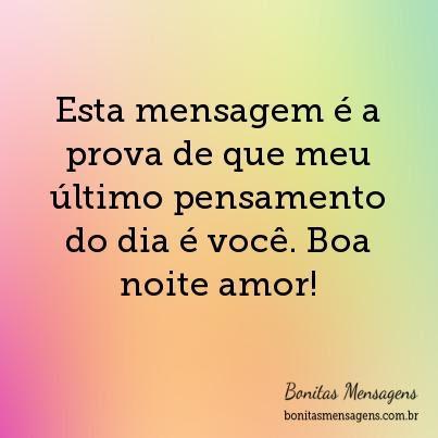 Frases E Mensagens De Amor De Boa Noite Lindas Frases Curtas E