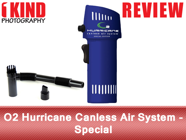 Review: O2 Hurricane Canless Air System - Special