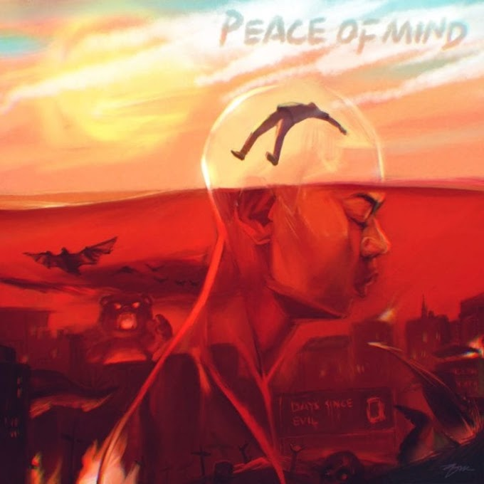[MUSIC] Rema – Peace of Mind