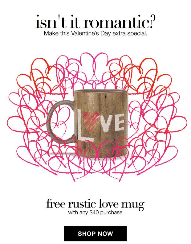 Avon Love Mug