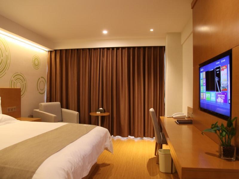GreenTree Inn Xingtai Development Zone Zhongxing Road International Metro Hotel Discount