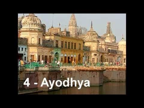 Top 5 Tourist Place Visit in Uttar Pradesh India