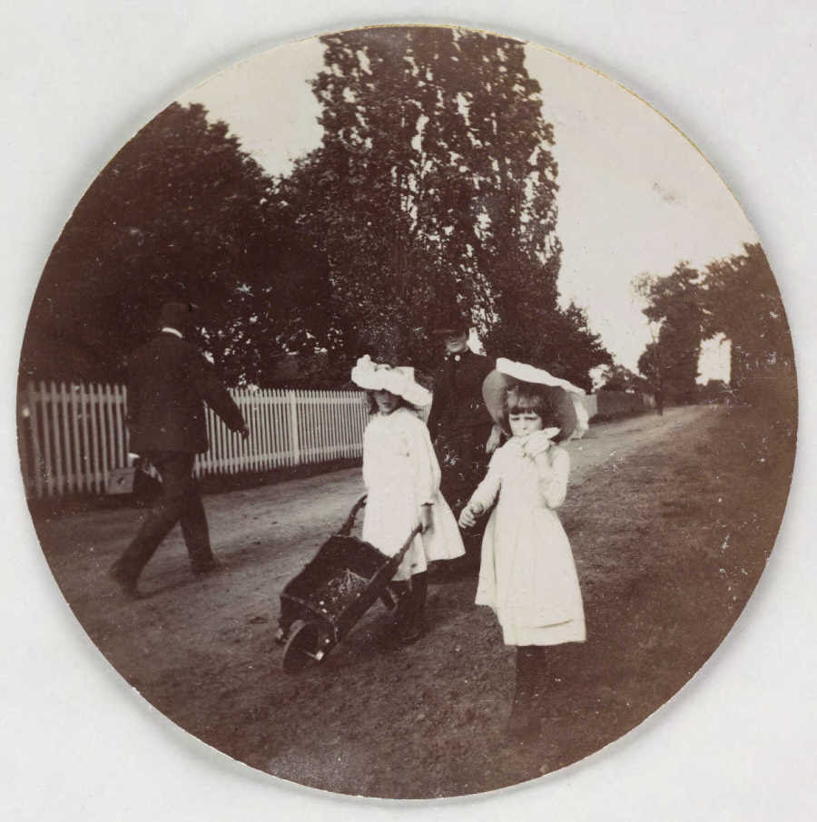 Photographs Taken With Kodak's First Commercial Camera Are ...