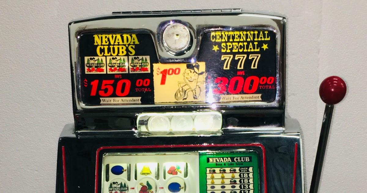 Coin Slots In Reno