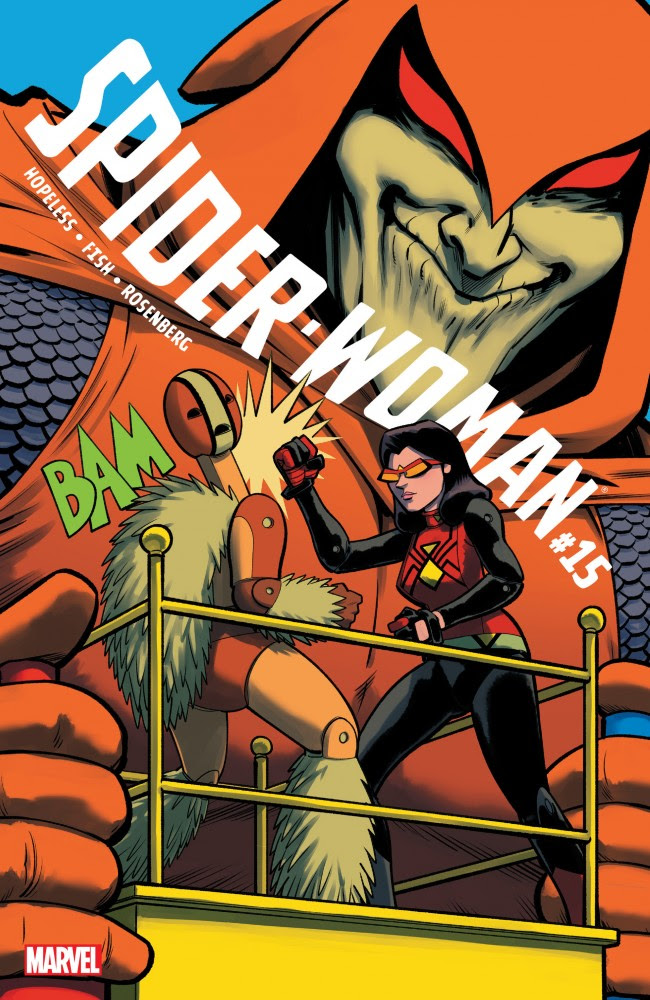 Download Spider-Woman #15