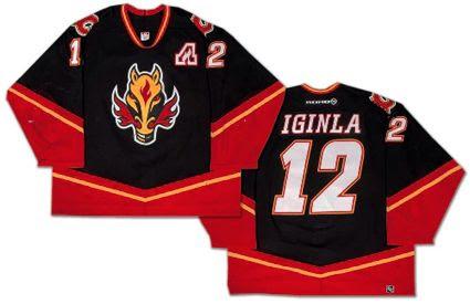 Calgary Flames 2001-02 jersey photo Calgary Flames 2001-02 jersey.jpg