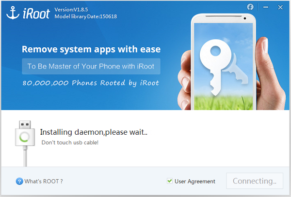 How to Root Android Phone with iRoot