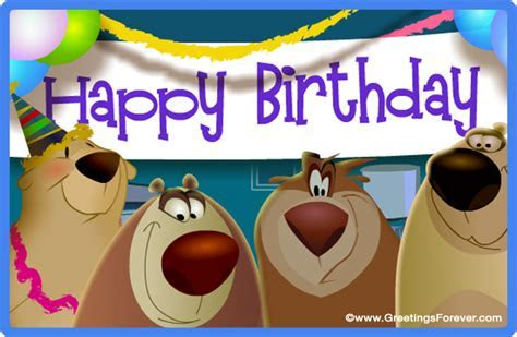 Happy Birthday at the office.   Happy Birthday, ecards
