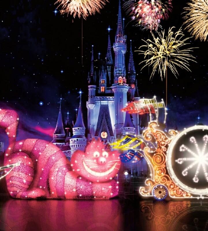 """ディズニー パレード 壁紙 - ディズニー「エレクトリカルパレード」""""繋げて""""楽しむ新たな試み"""