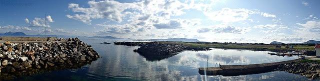 Northern Norwegian summer
