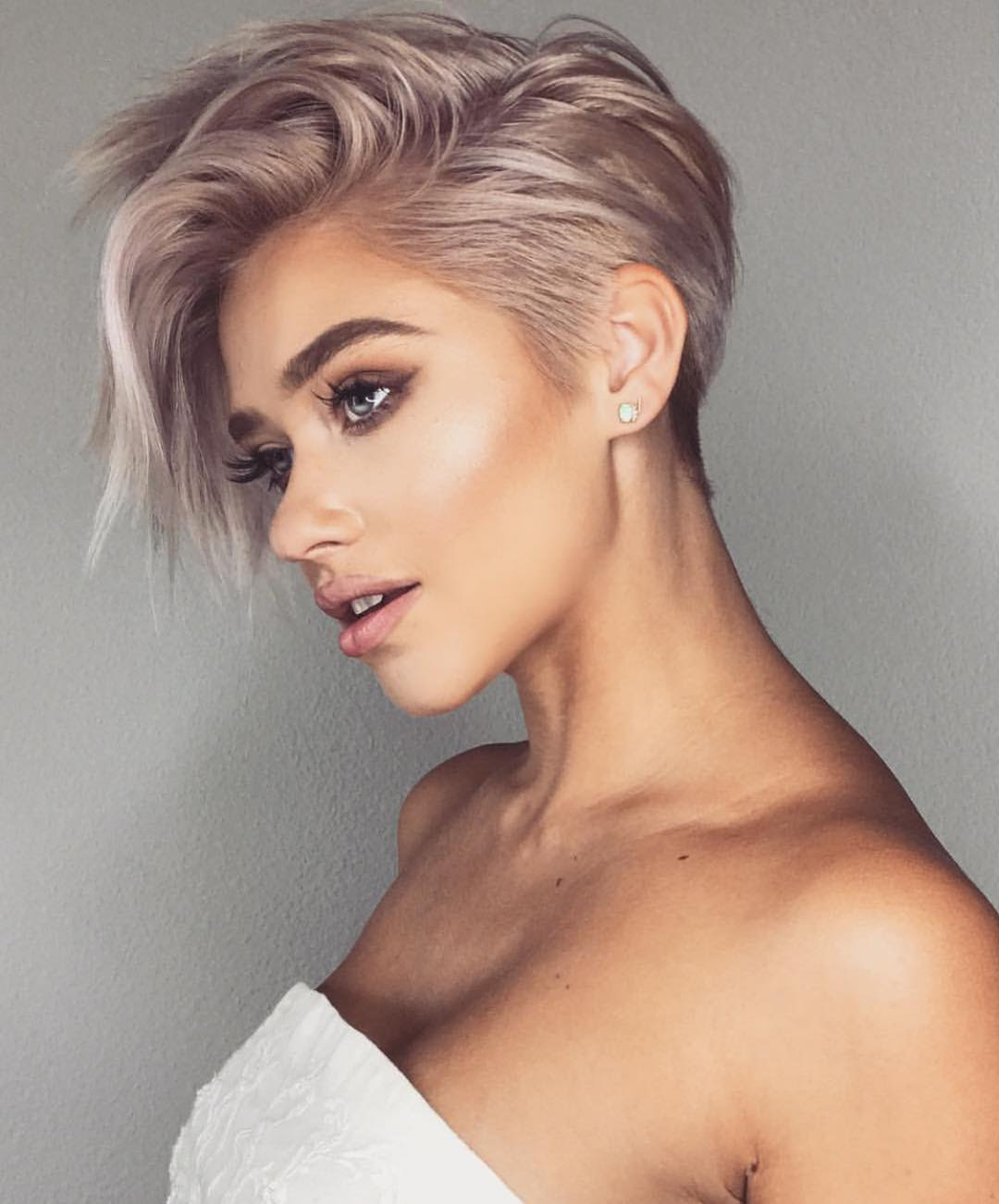 10 Trendy Very Short iHaircutsi for Female Cool Short Hair