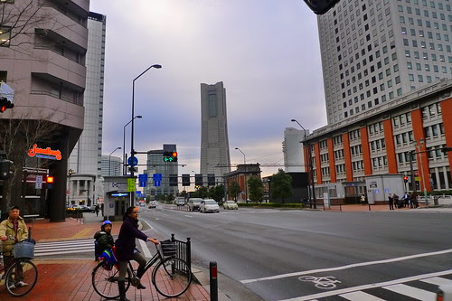 Streets of Yokohama