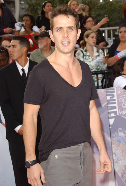 Joey McIntyre Pictures: This Is It Los Angeles Premiere Red Carpet Photos
