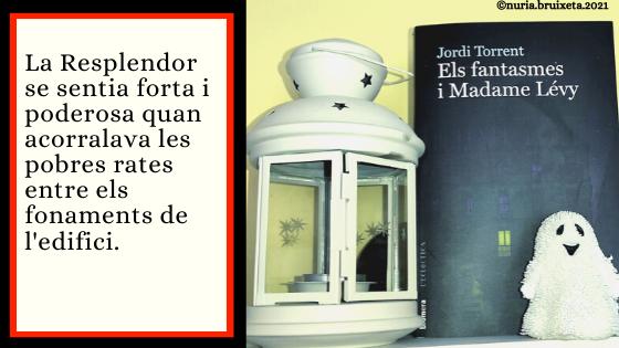 Els fantasmes i Madame Lévy. Jordi Torrent