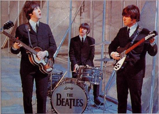 The Beatles, Granada TV, Manchester