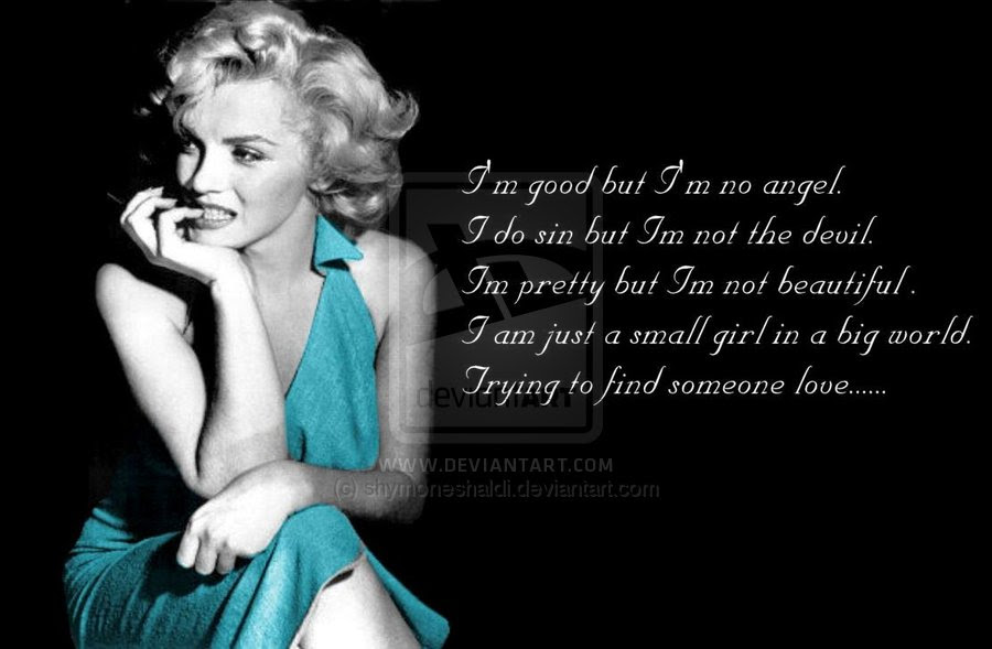 Romantic Love Quotes Cute Love Quotes Marilyn Monroe