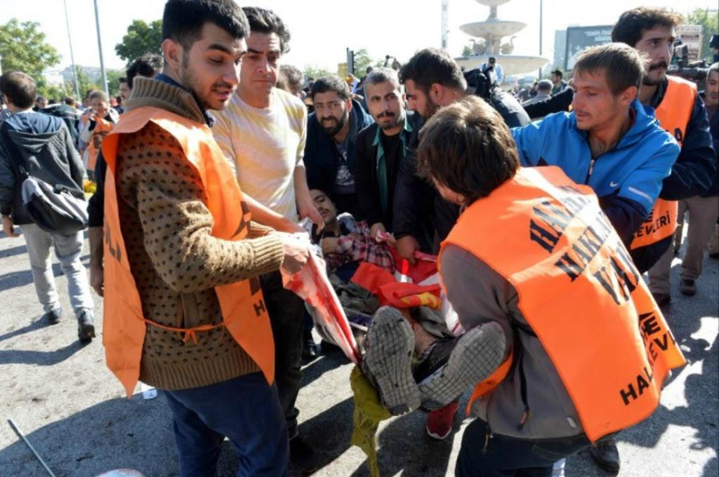 Атака террористов в Турции 1