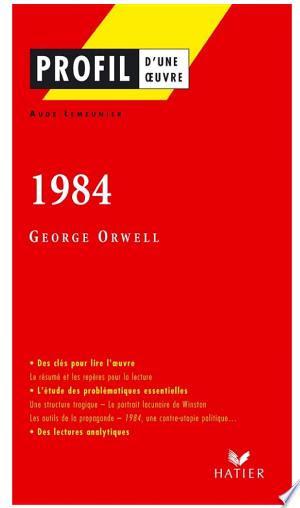 Telecharger Livre Gratuit Telecharger Profil Orwell