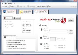 Duplicate Cleaner, membersihkan file yang terduplikat