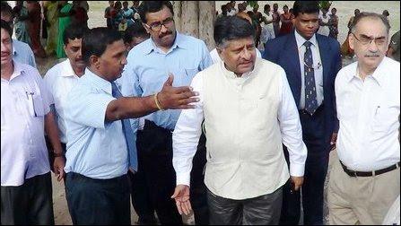 Visit by BJP-led Indian delegation to Jaffna