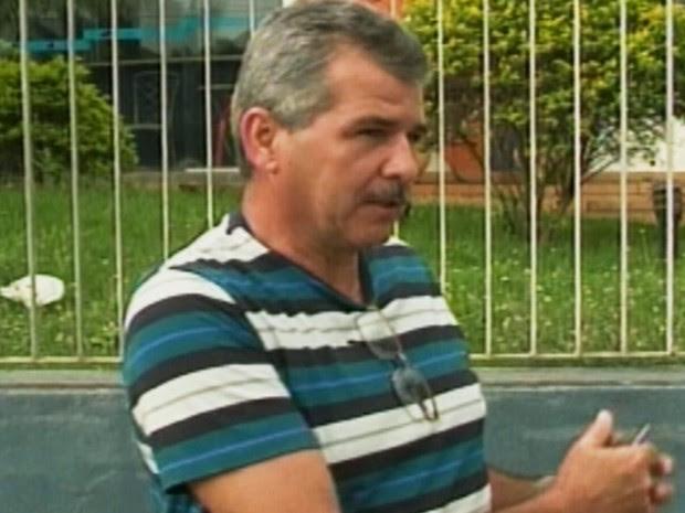 Ernesto Antônio da Silva, ex-prefeito de Andradina (Foto: Reprodução/TV TEM)