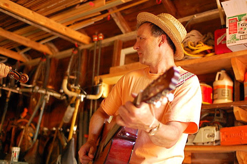 Johnny C. on Guitar