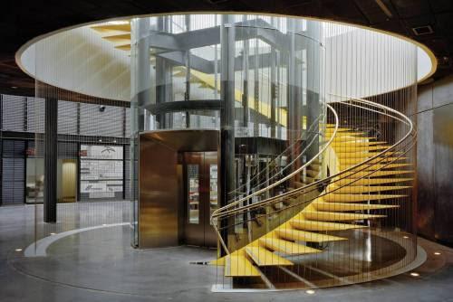 Diseño de escaleras #44