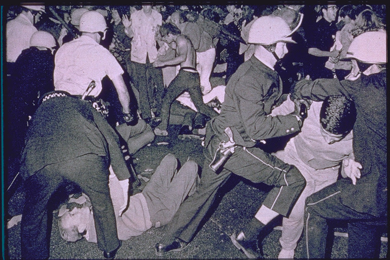 The 1968 Chicago Democratic National Convention