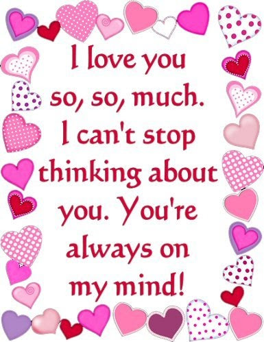 I Love You So Much Quote Quote Number 547982 Picture Quotes
