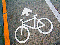 Community Strategies Bike Symbol