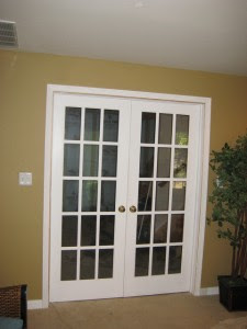 How Much To Enclose My Living Room With French Doors Armchair