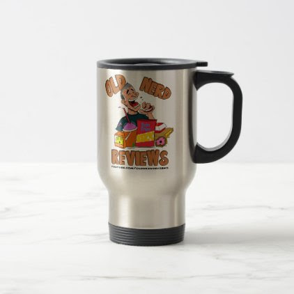 Old Nerd Reviews Travel Coffee Mug
